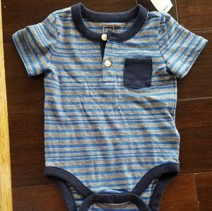 NWT GAP Infant Boy's One Piece Outfit